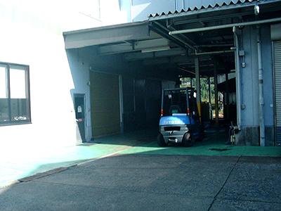 2工場入口